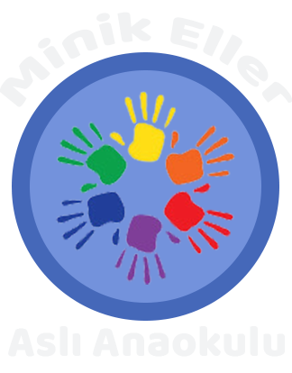 Minik Eller Aslı Anaokulu Logo